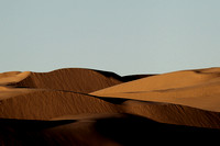 Imperial Sand Dunes Ca. and Mexico
