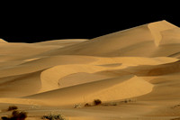 Imperial Sand Dunes USA + Mexico